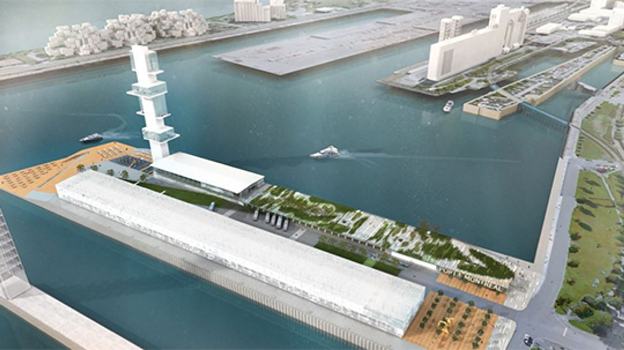 This Is What Montreal's Old Port Is Going To Look Like Soon