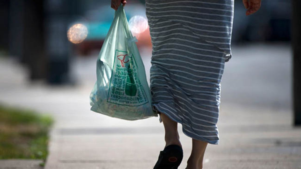 Montreal Looking To Ban Plastic Bags In The City