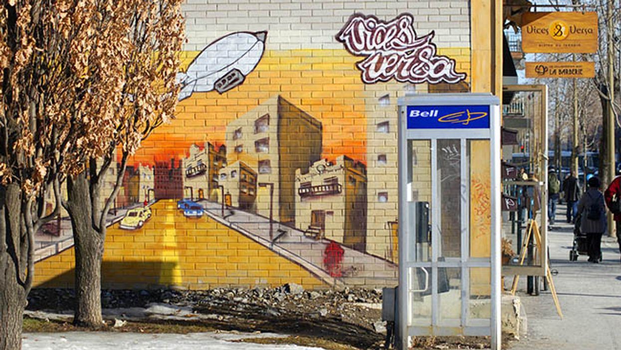 Montreal's Old Telephone Booths To Be Transformed Into WiFi Hotspots?