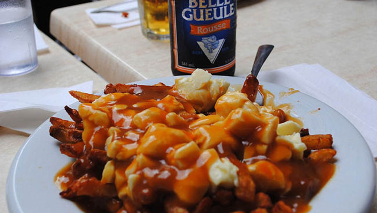 Poutine Ranked #3 Best Hearty Food In the World
