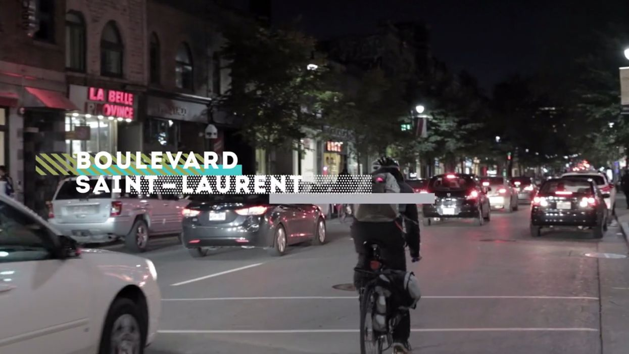 If You Are Bored With Montreal's Saint-Laurent Street, Here's Just The Thing To Make You Love It Again