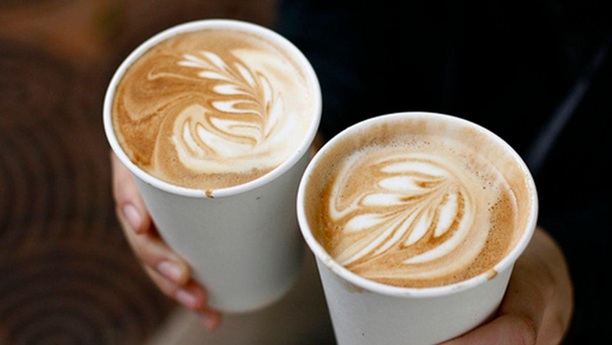 Montreal Free Coffee Week