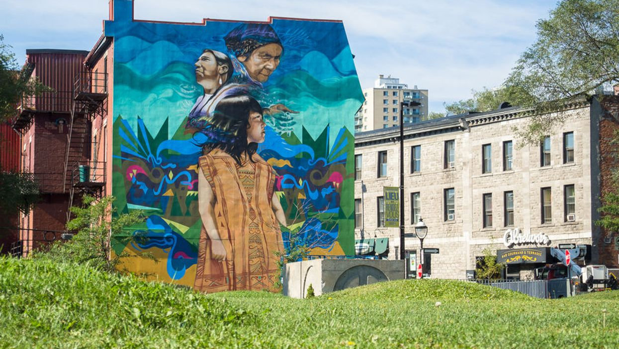 These Are Montreal's 8 All-New Murals That Your Eyes Need To See Soon