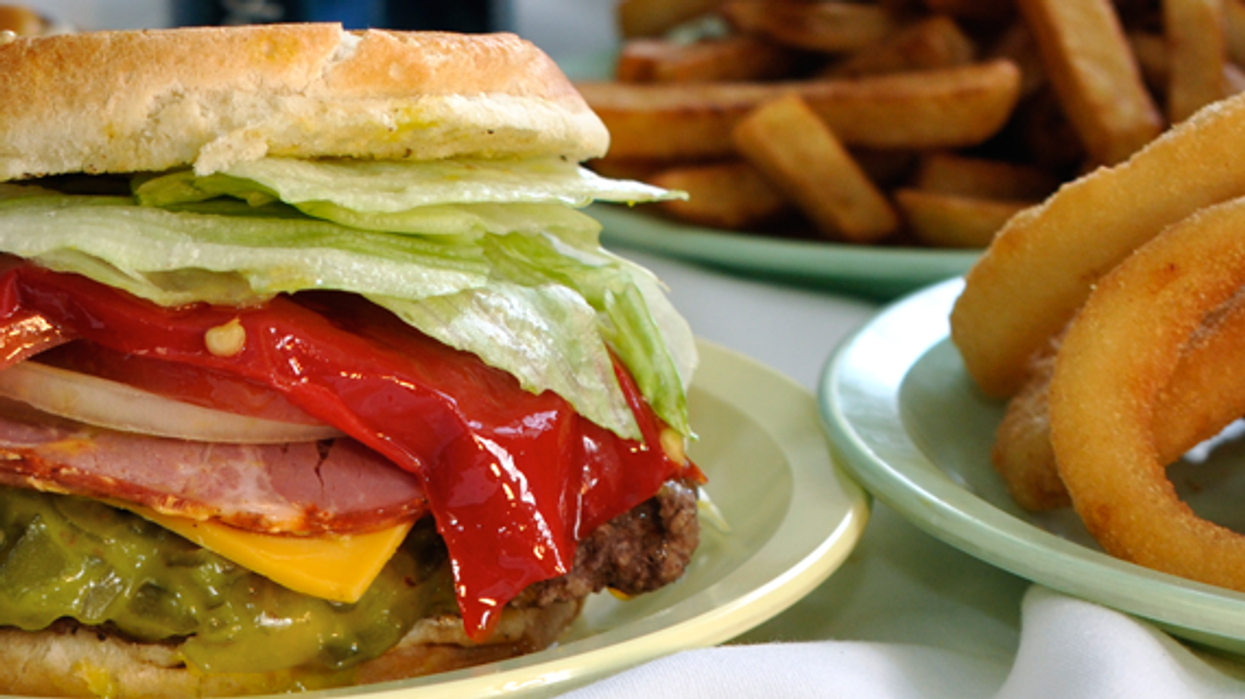 Montreal $1 Burger Day Is Today
