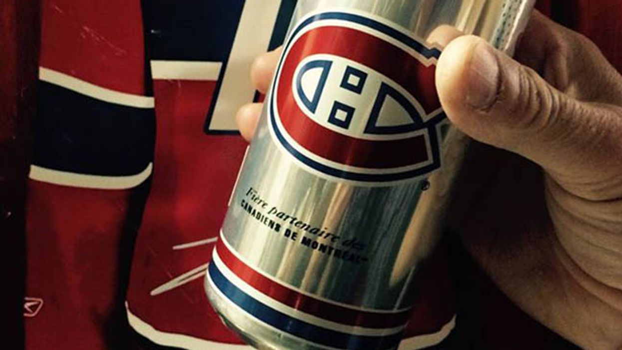 Montreal's McKibbin's Is Giving Out Free Beer To Montreal Canadiens Fans Tonight