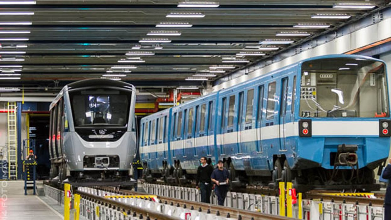 Montreal's STM Delays Replacement Of Its Metro Cars To 2036