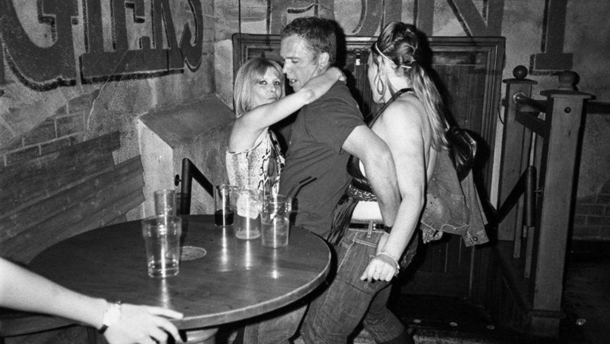 10 Types Of Montreal Drunk Guys You All Know