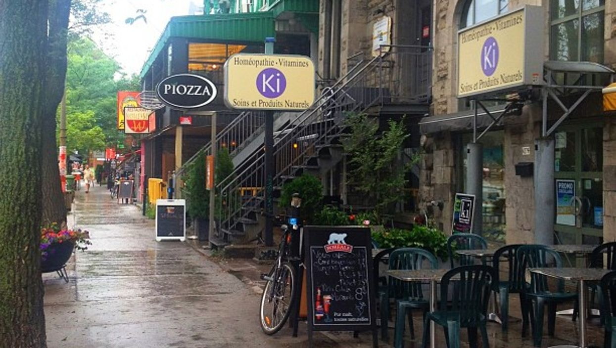 Montreal's St. Denis Street Is Losing Stores As The Area Becomes A Ghost Town