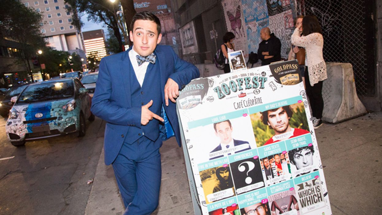 Top 10 Must- See Comedy Shows With Your Friends During Montreal's Zoofest 2014