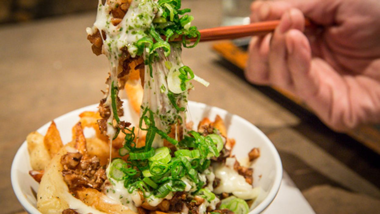 This Is The Ramen Poutine