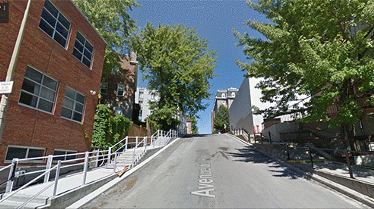 The 15 Steepest Streets In Montreal You Should Always Avoid Walking Up If You're Lazy Af