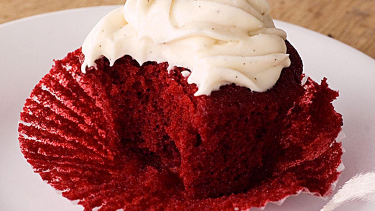 Best Montreal Red Velvet Cupcakes