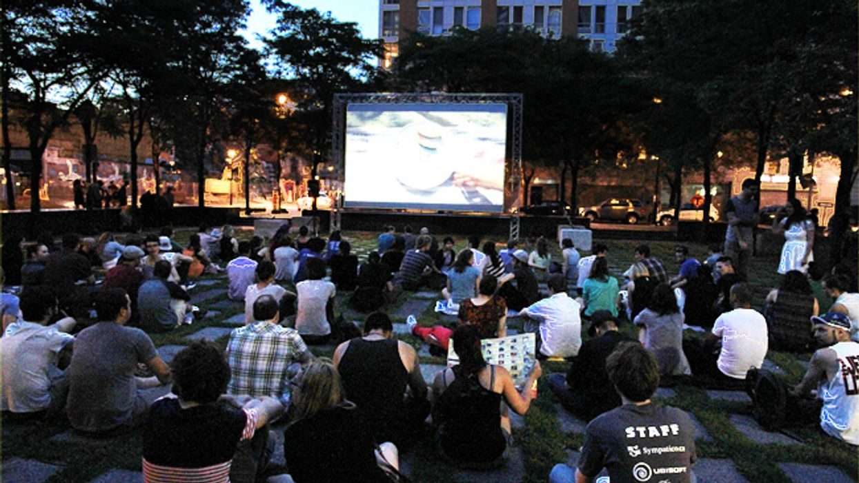 Montreal's Old Port Is Hosting Free Outdoor Fantasia Fest Movies This Weekend
