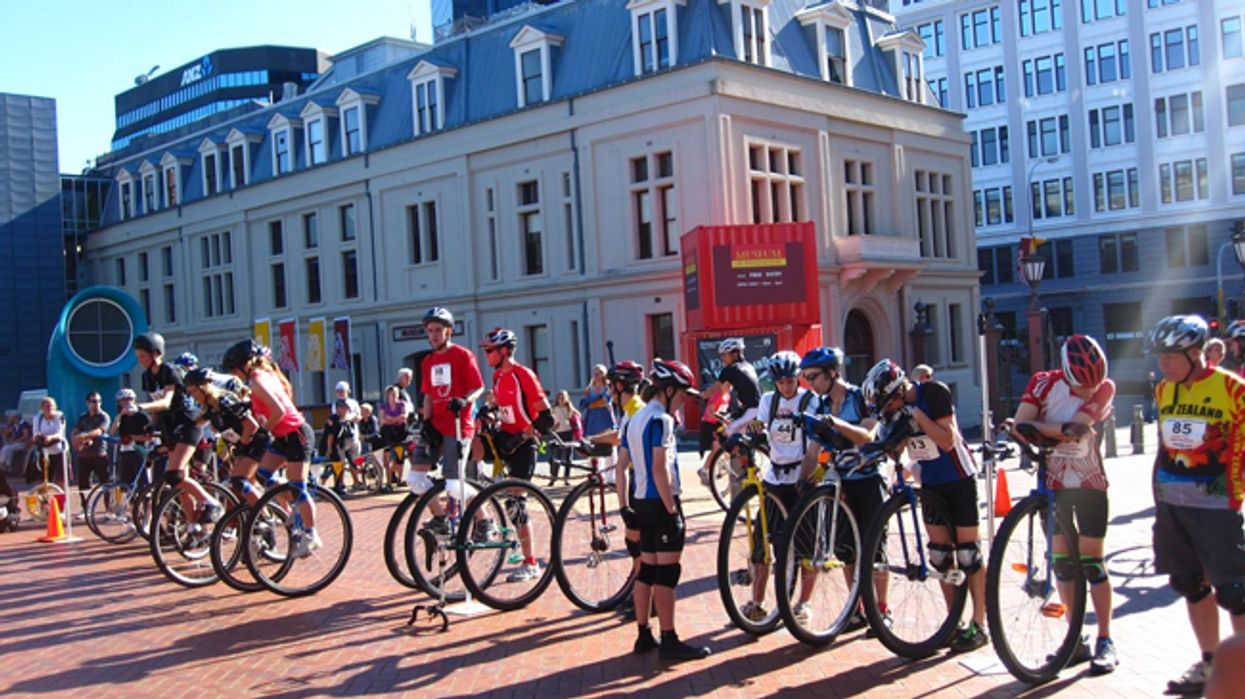 Montreal To Host The 2014 World Unicycling Championships At The End Of July