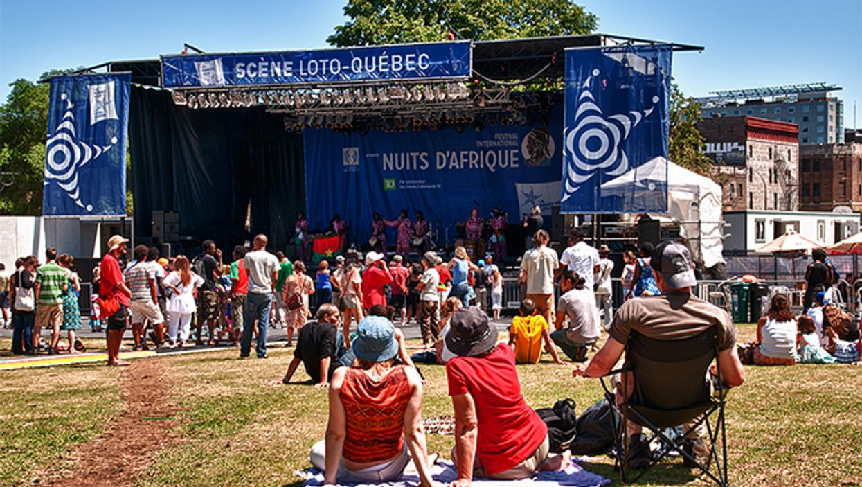30 Free Outdoor Montreal Nuits D'Afrique 2014 Shows To Experience