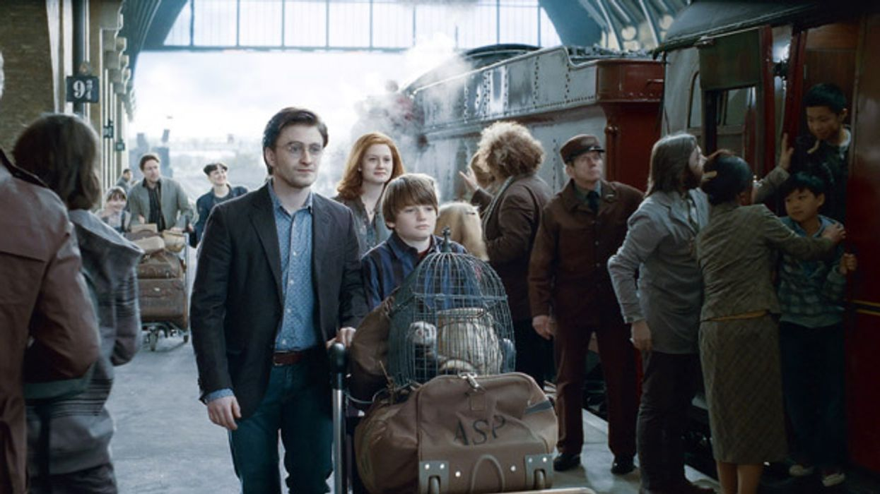 """J.K. Rowling Has Finally Released An All-New """"Harry Potter"""" Story Online"""
