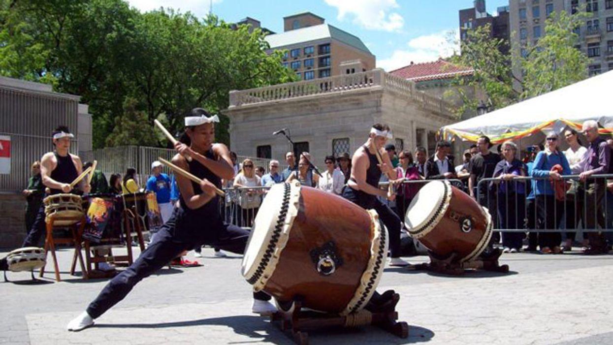 Montreal's Free 2014 International Drum Festival Kicks Off This Week