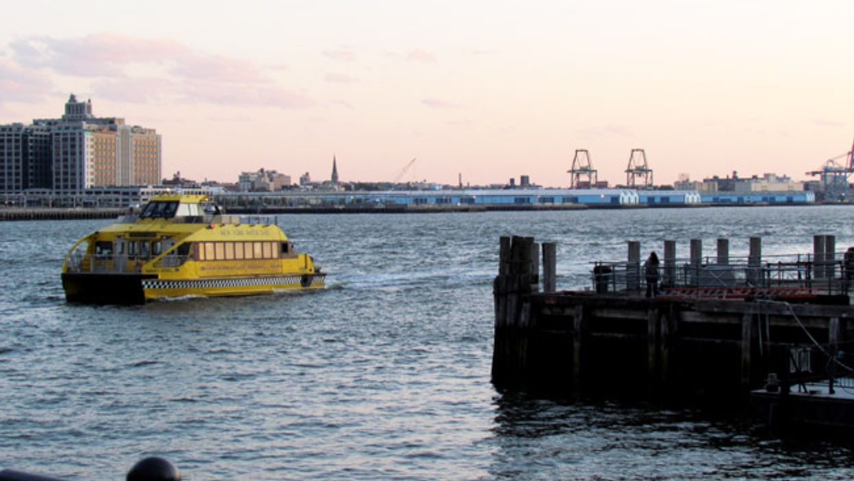 The City Of Montreal To Finally Get Water Taxis