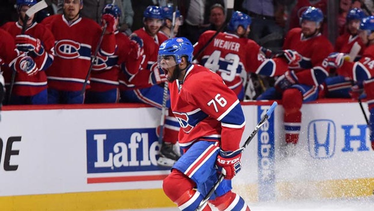 Top 5 Montreal Canadiens 2014/2015 NHL Season Games To Get Excited For