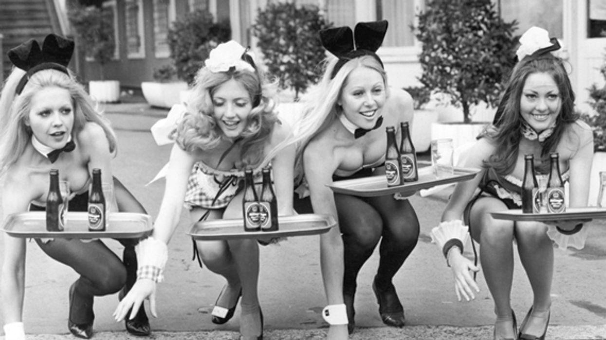 10 Photos Of Montreal's Playboy Bunnies In 1967