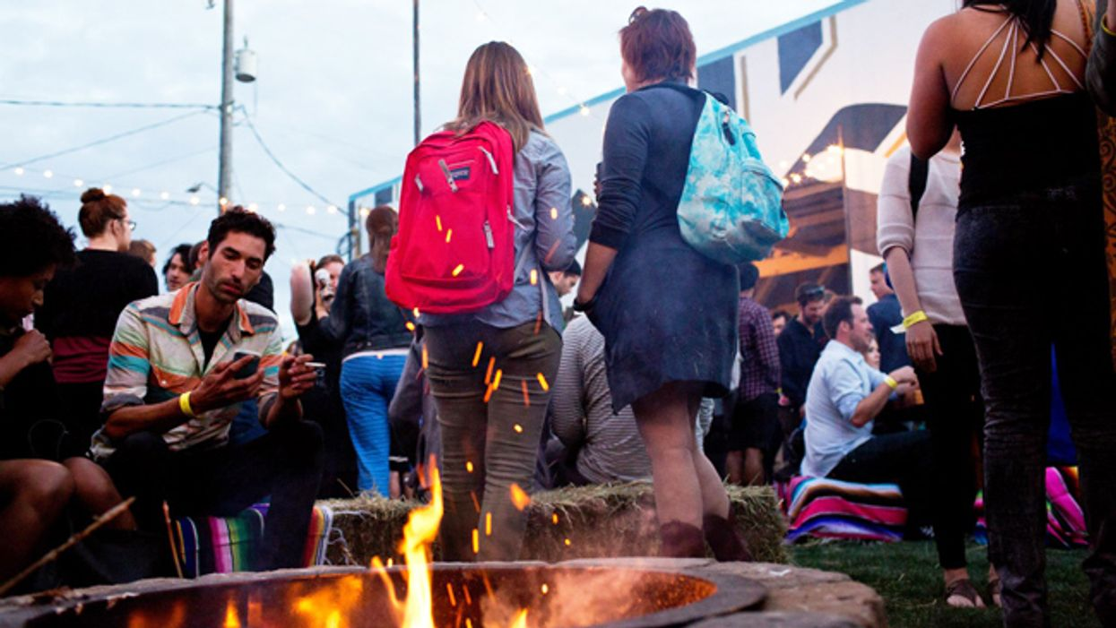 Montreal's Lachine Canal To Host Free Outdoor Bonfire Concert At The End Of July