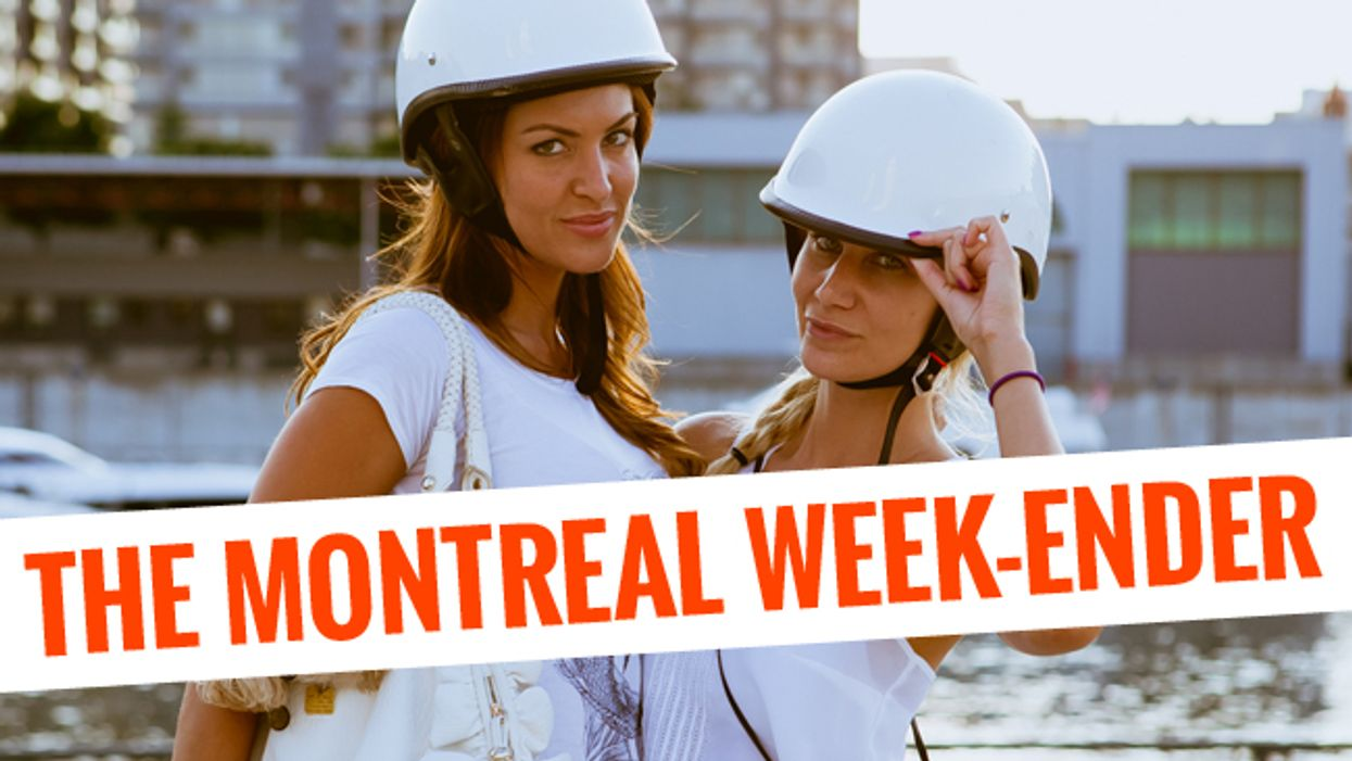 The Montreal Week-Ender: July 17th – July 20th