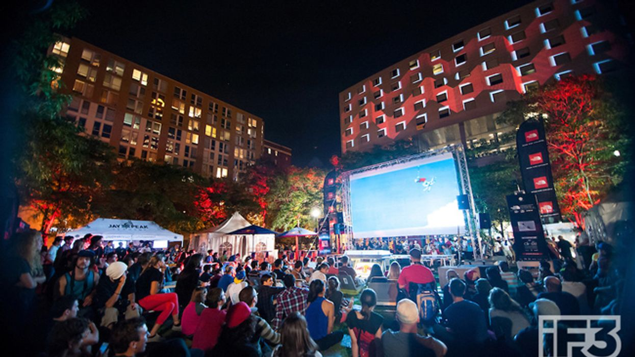 20 Free Montreal Outdoor Movie Screenings You Should Go See With Friends This Summer
