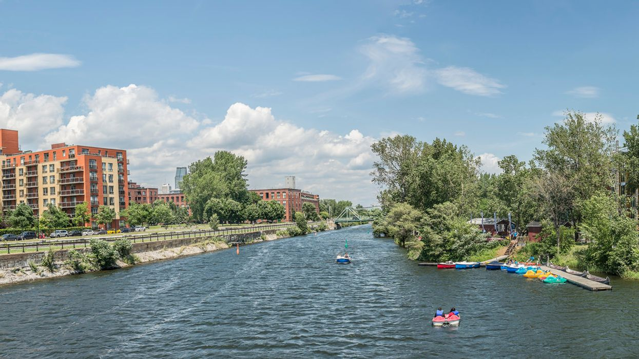 Montreal's Lachine Canal Now Offers Free Live Audio Tours That Begin At The Atwater Market