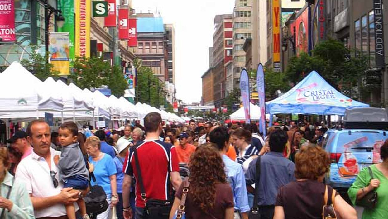 7 Montreal Summer Sidewalk Sales To Check Out In July 2014