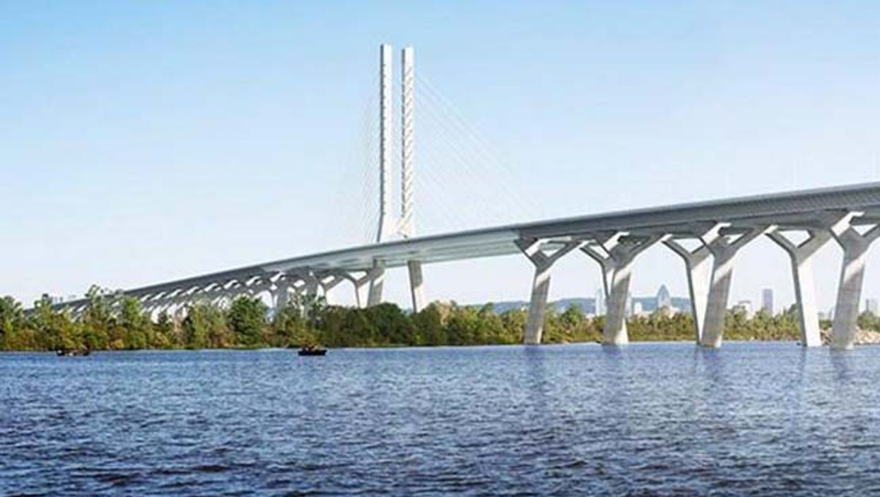 It's Official, This Will Be Montreal's All-New Champlain Bridge