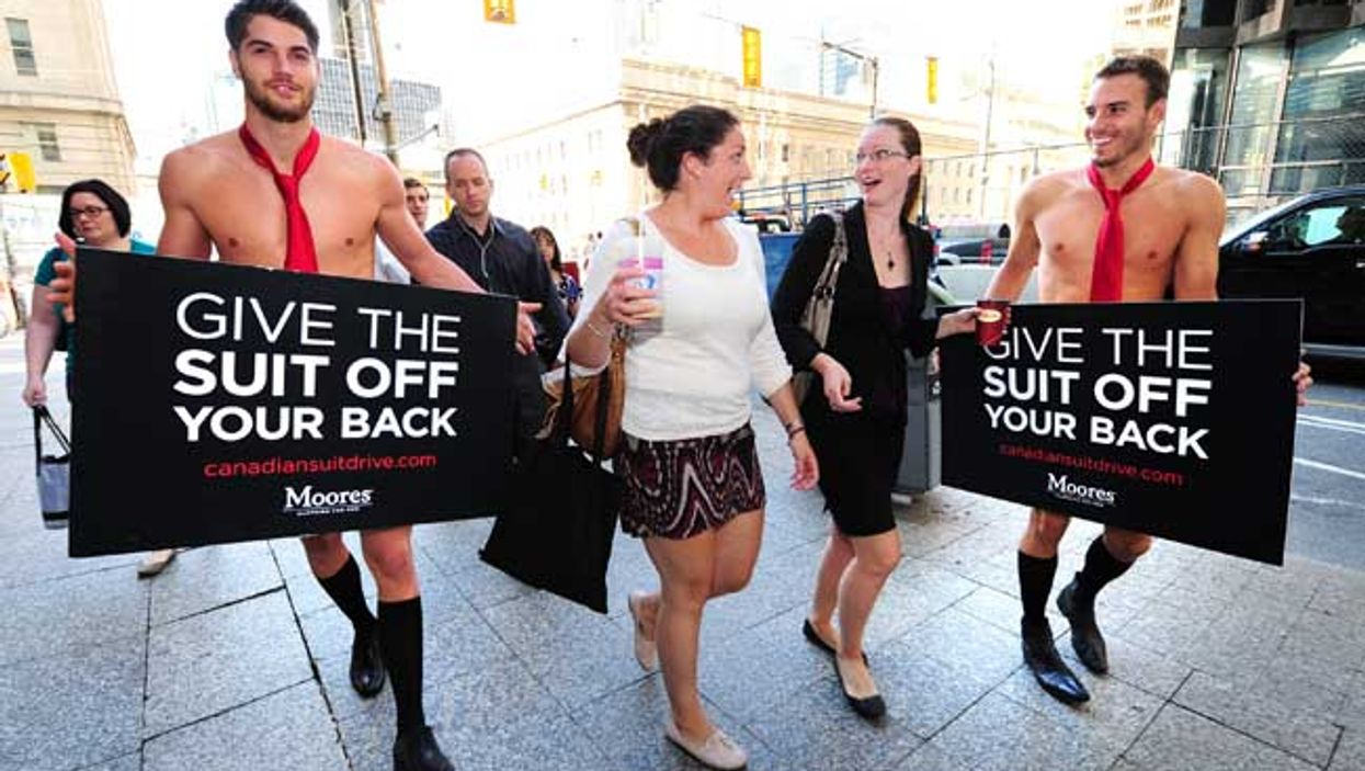 Naked Male Models Downtown Montreal? Yes, Naked Male Models Downtown Montreal