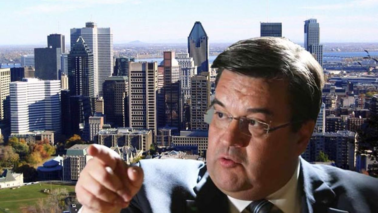 It's Official, Montreal Mayor Denis Coderre Gets His Own TV Show