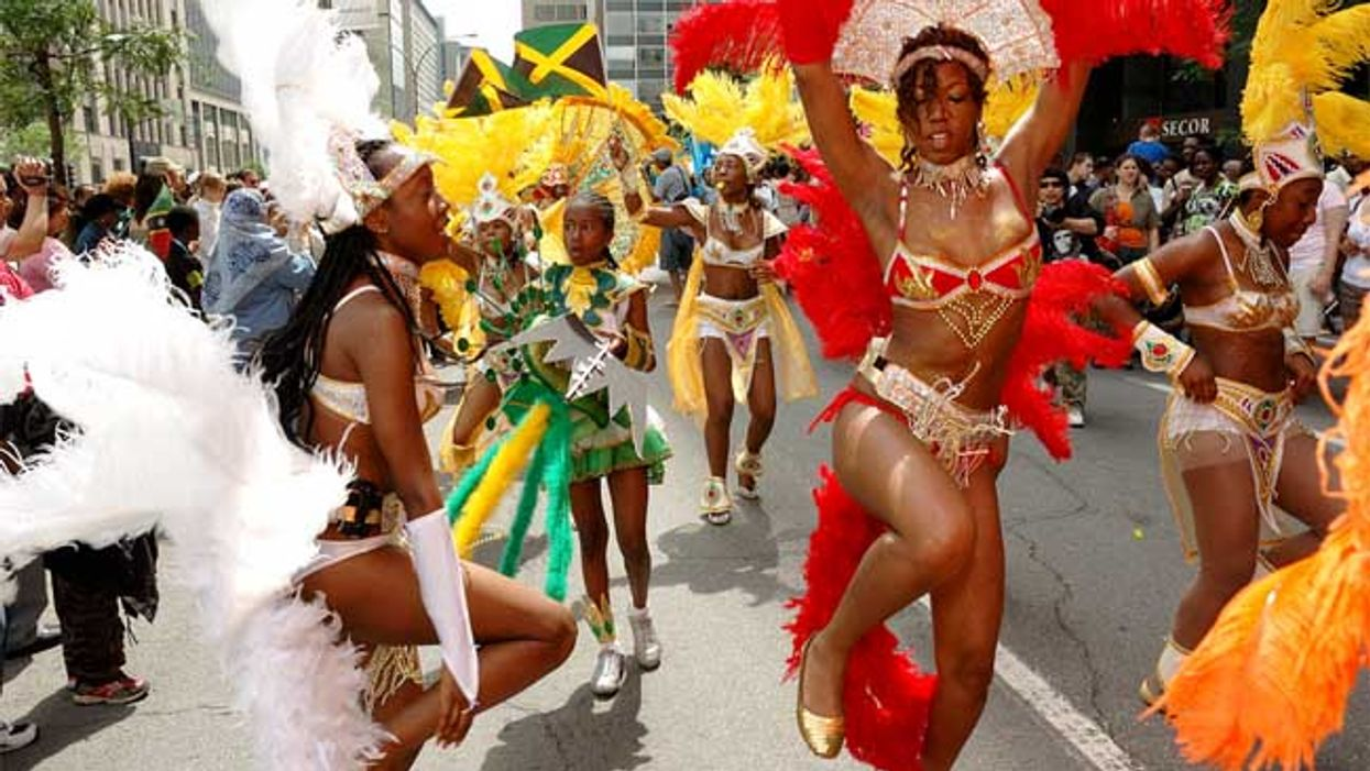 Montreal's 2014 Caribbean Festival Parade Is Set To Heat Up Saint-Catherine Street Today