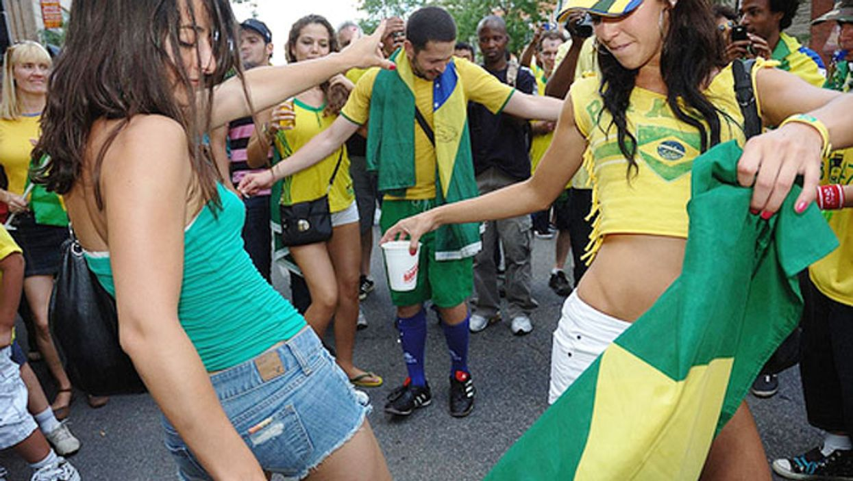 Free World Cup Block Party To Be Held On Montreal's Saint-Laurent Street Today