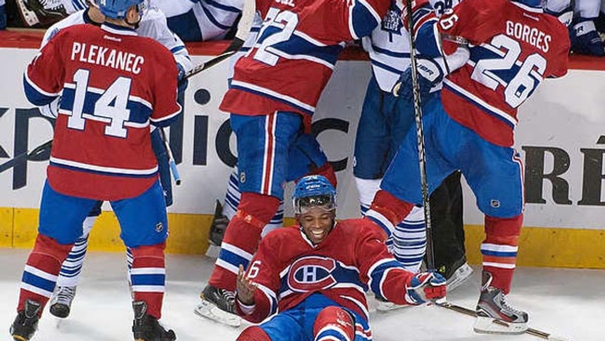 It's Official, The Montreal Canadiens First Game Of The 2014-2015 NHL Season Is Set