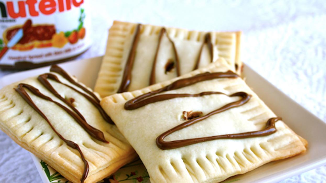 Nutella + Pop-Tart = The Nutella Pop-Tart