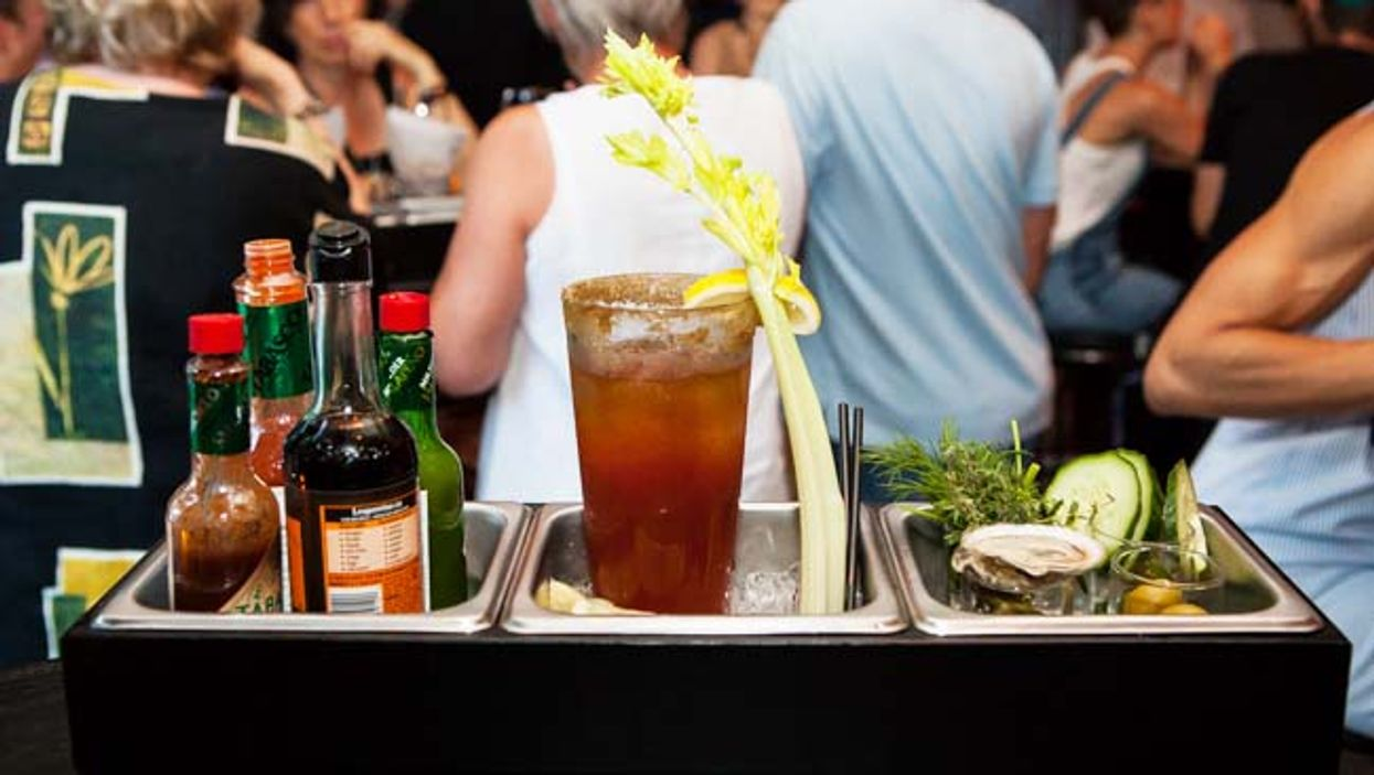 Montreal Gets An All-New Oyster & Caesar Bar In Rosemont