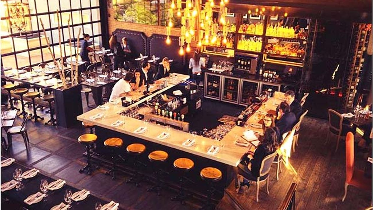 10 Great Spots To Grab A Drink With Friends In Montreal's Griffintown
