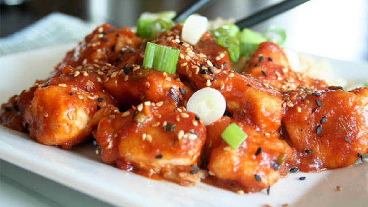 Best Montreal General Tao Chicken