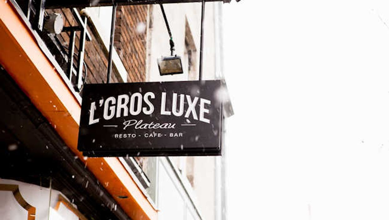 Montreal's L'Gros Luxe In The Plateau Is Changing The City's Nightlife And Food Game