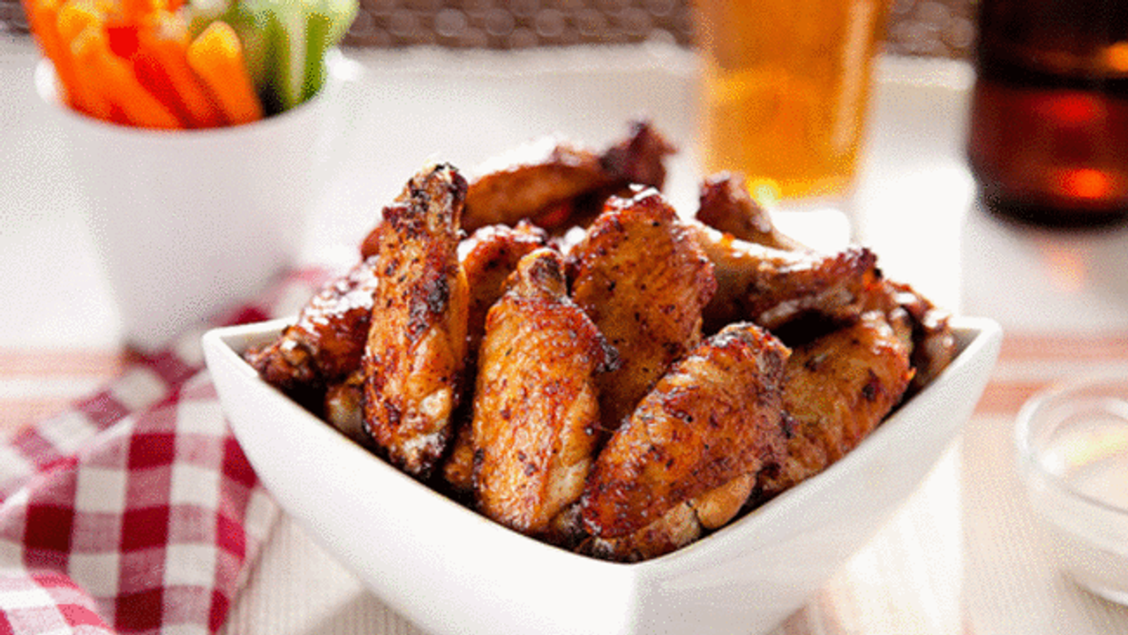 Best Montreal Chicken Wings