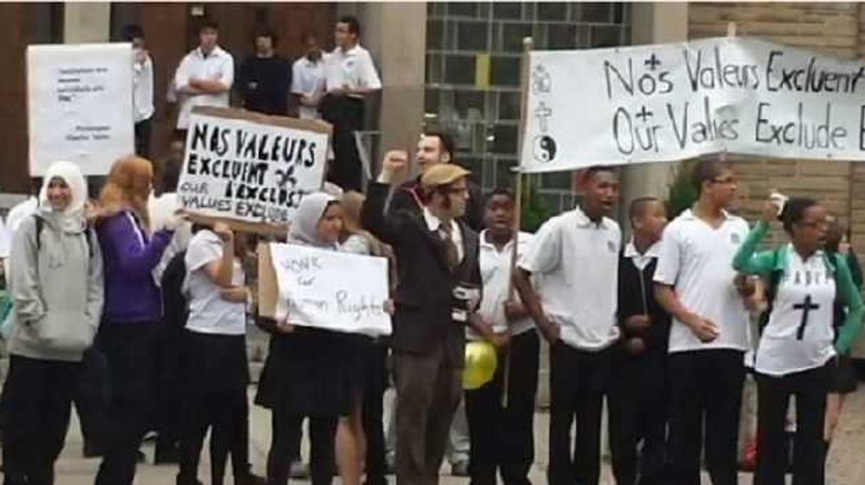 Montreal Women & Minorities Finally Speak Out Against Pauline Marois