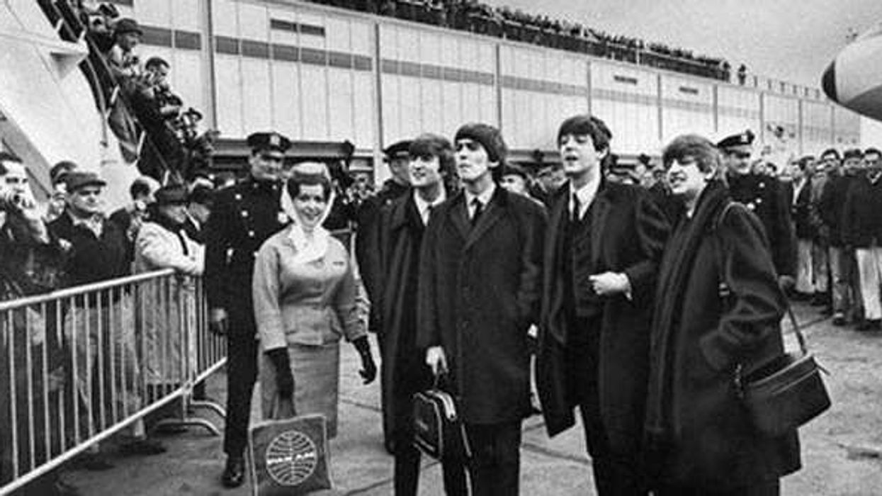 The Beatles In Montreal In 1964 (10 Photos)