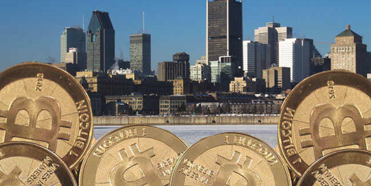bitcoin a montreal)