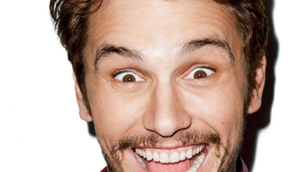 James Franco Is Coming To Montreal