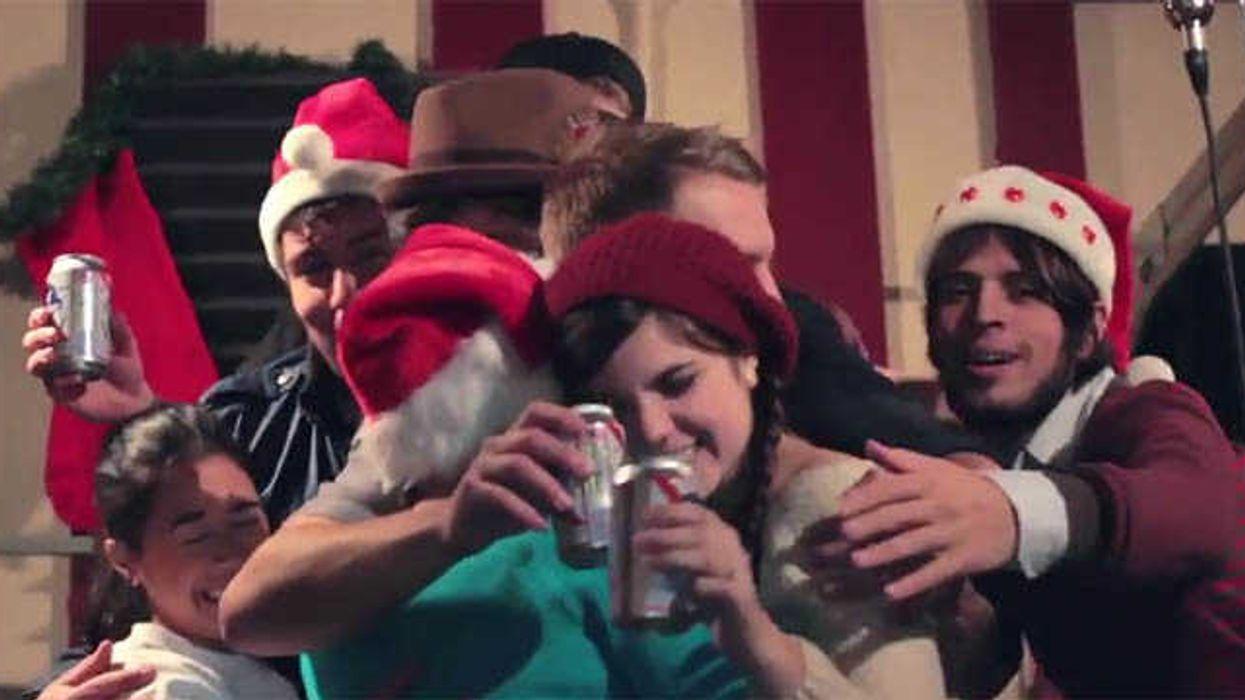 "Montreal Artists Perform ""This Christmas"""