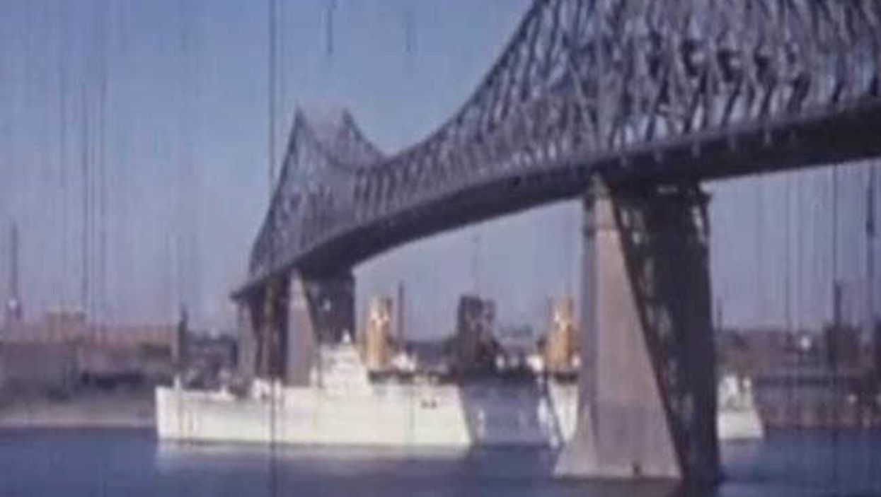 This Color Video Of Montreal In 1957 Nearly Made Our Brain Explode. Take A Look And You'll See Why