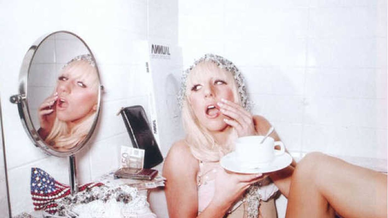 Lady Gaga Licks A 'Machete' (And Time Well Wasted Vol.17)