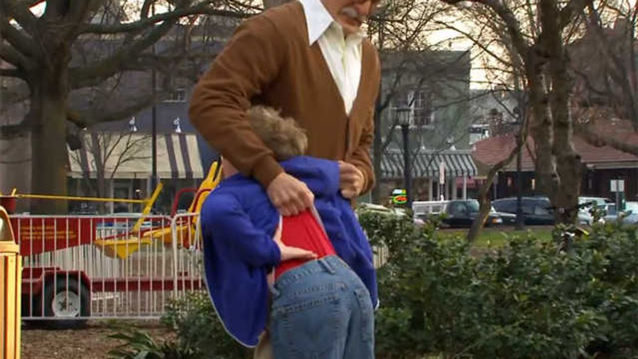 Johnny Knoxville And The 'Jackass' Team Are Back In 'Bad Grandpa'