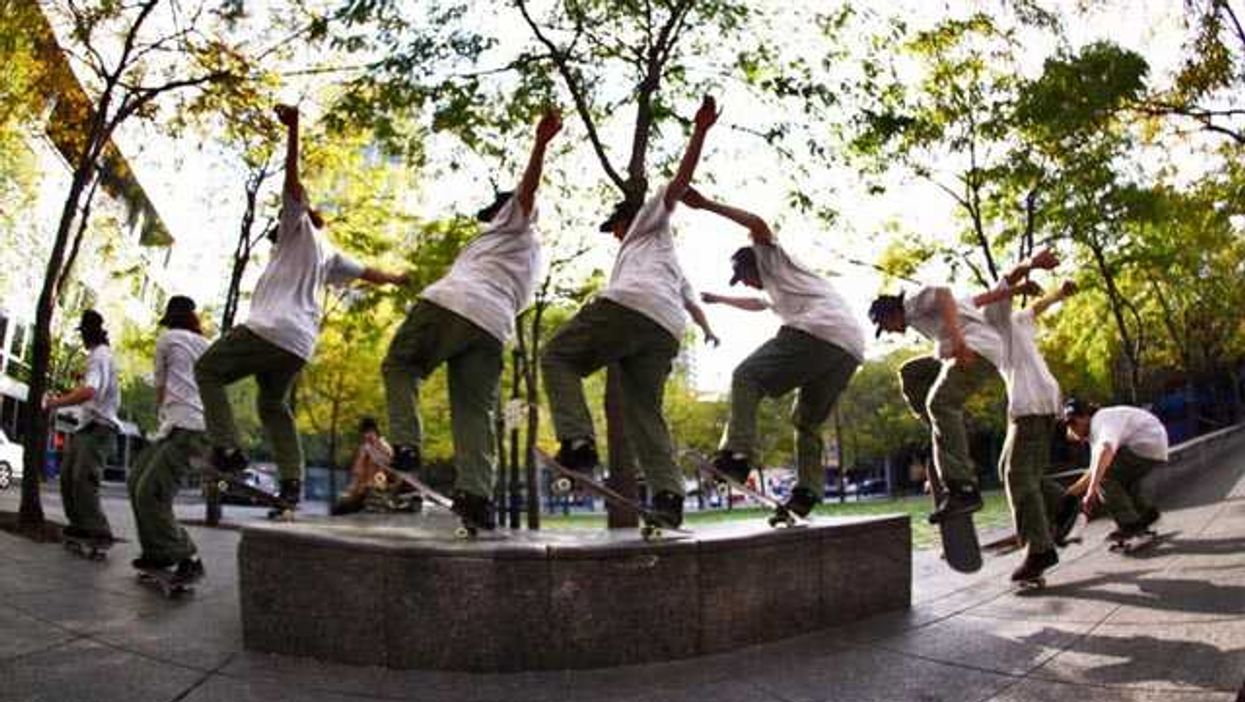 Montreal`s Peace Park - MQC Movie Trailer Is A Must See Immediately